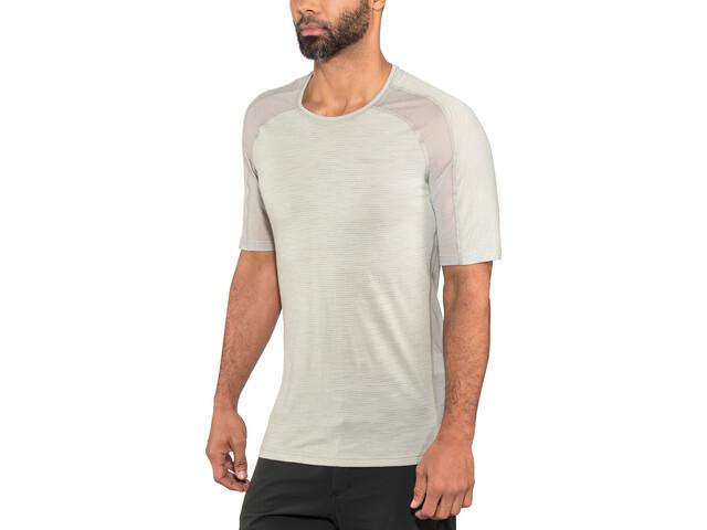 Norrøna Bitihorn Wool T-Shirt Homme, drizzle